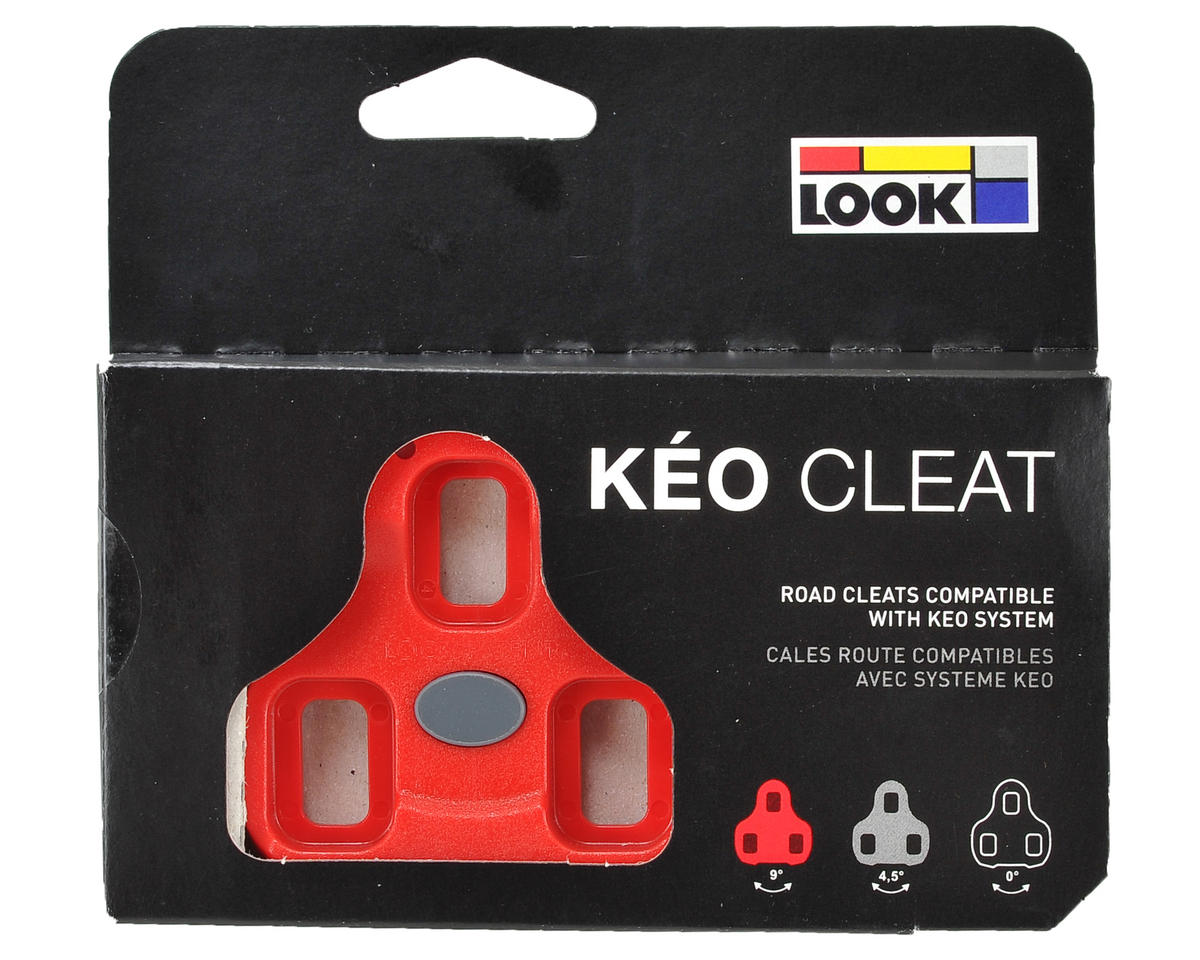 Look Keo Cleat (Red)