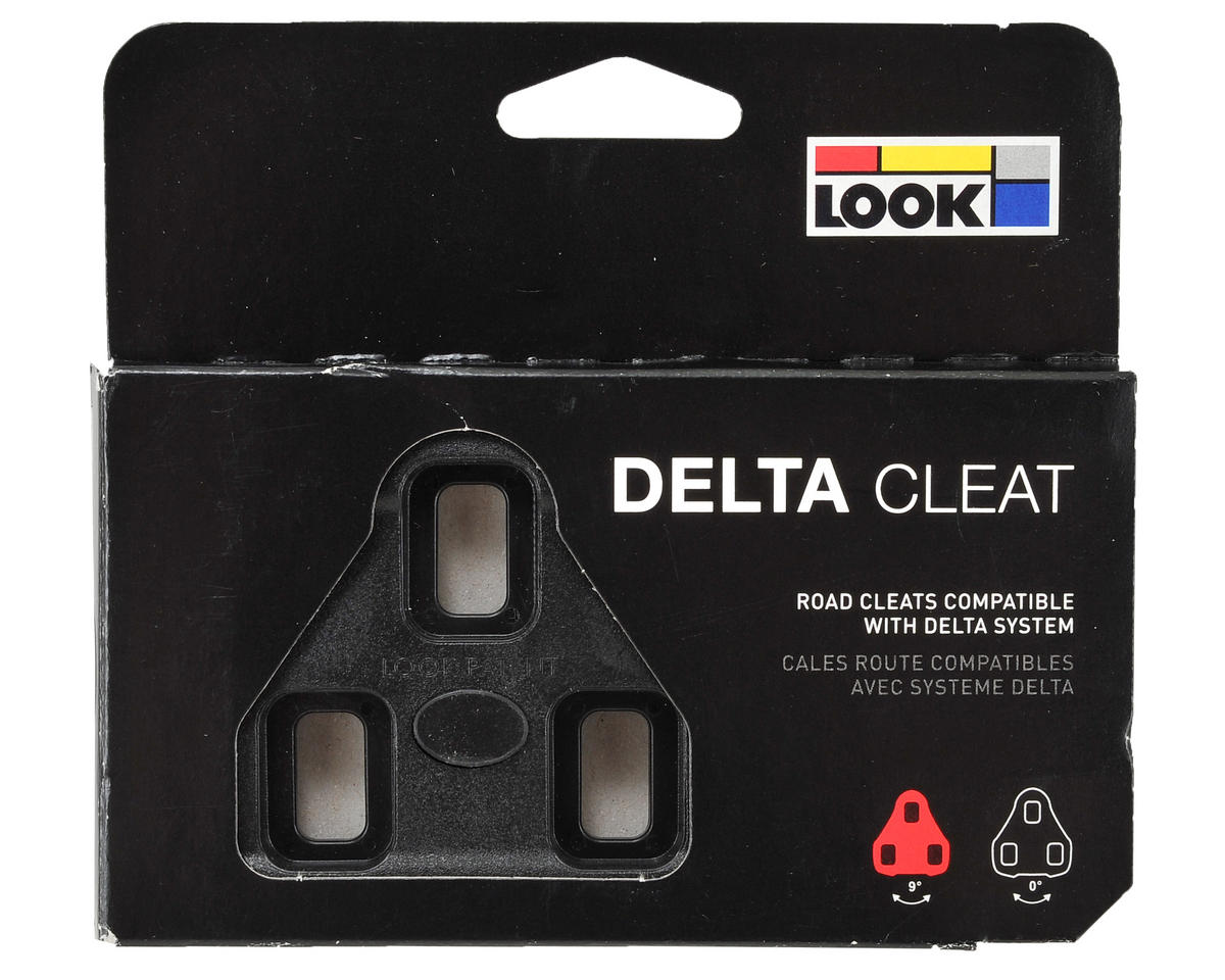 Look Delta Cleat (Black)