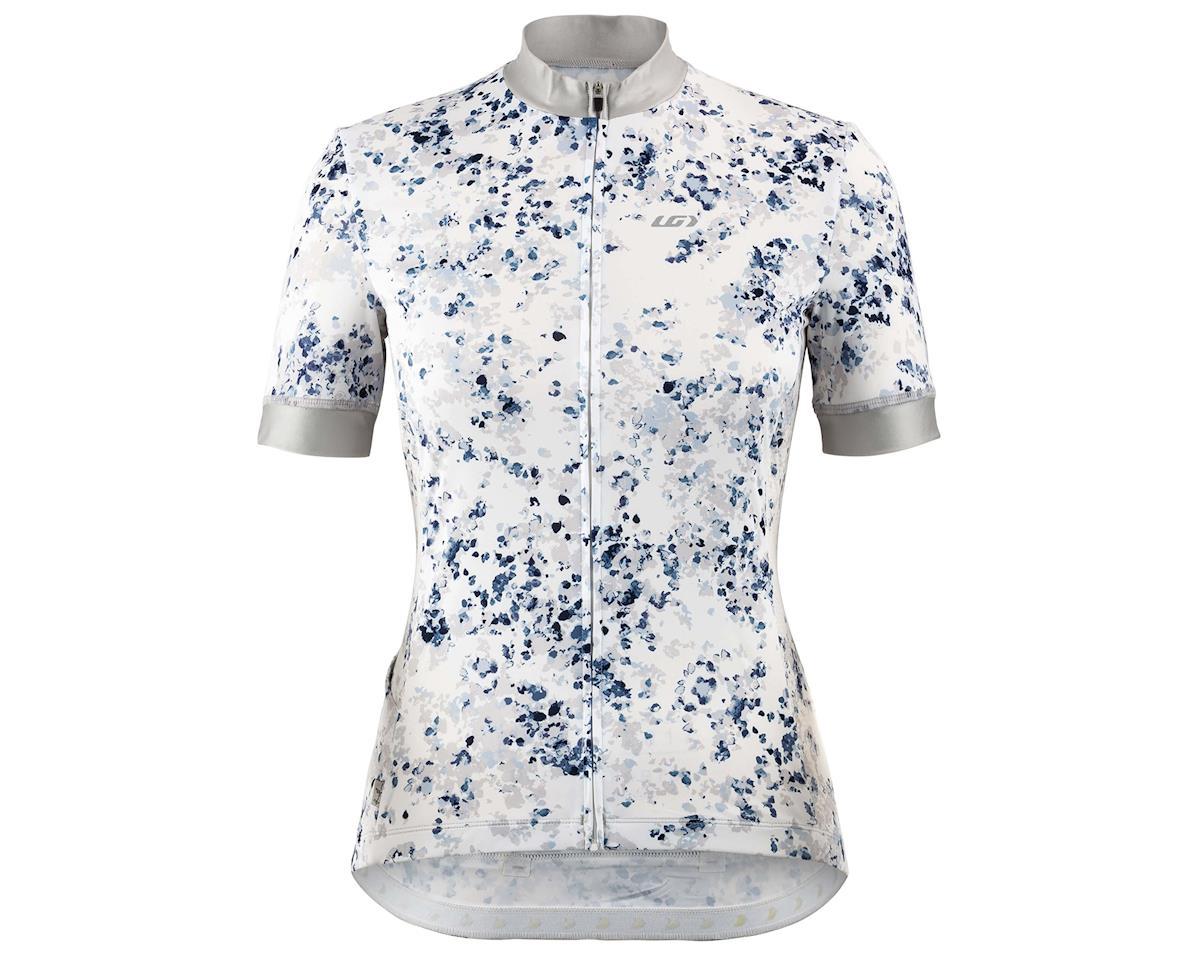 Louis Garneau Women's Art Factory Jersey (Blue) (M)