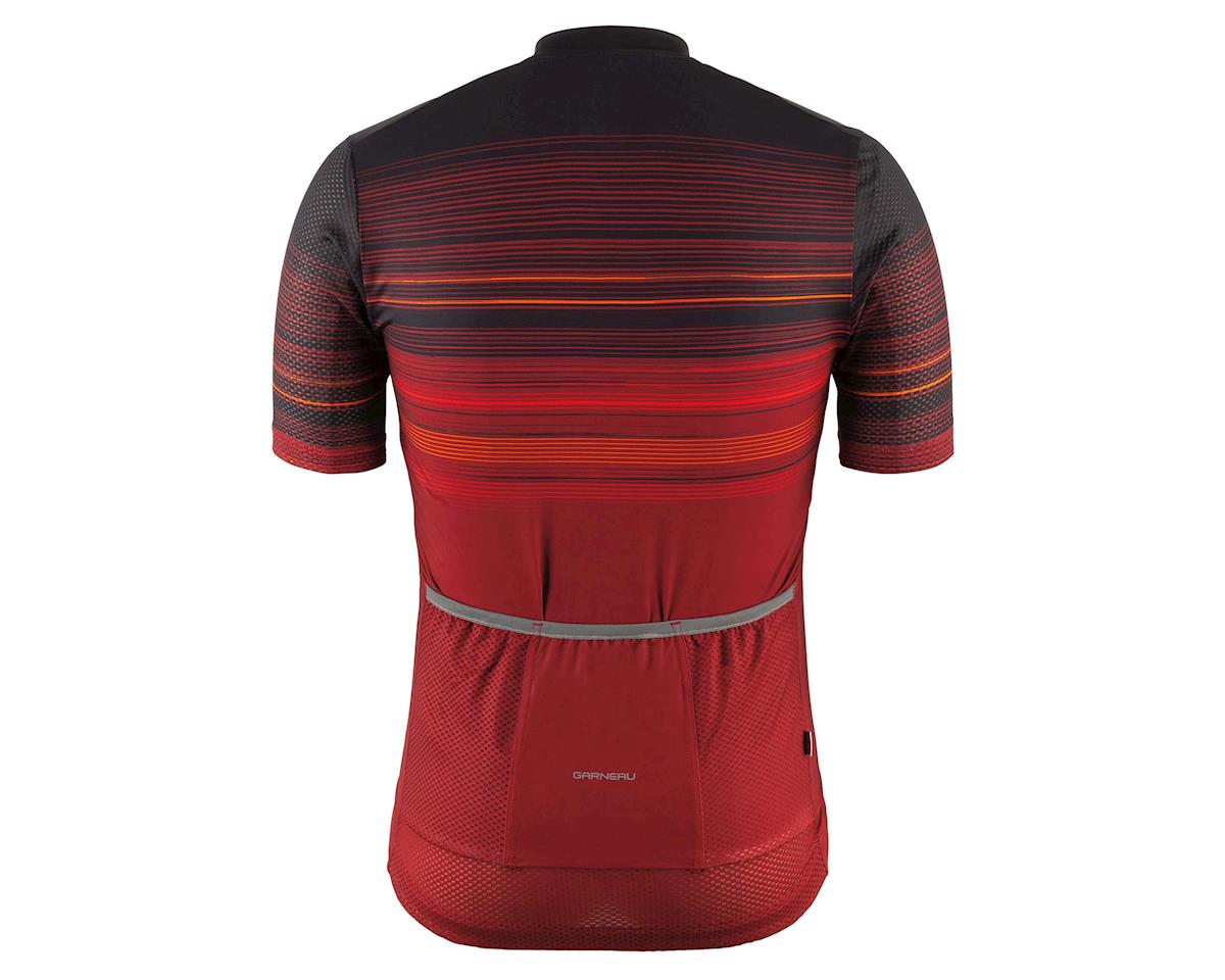 Louis Garneau Art Factory Jersey (Red) (L)