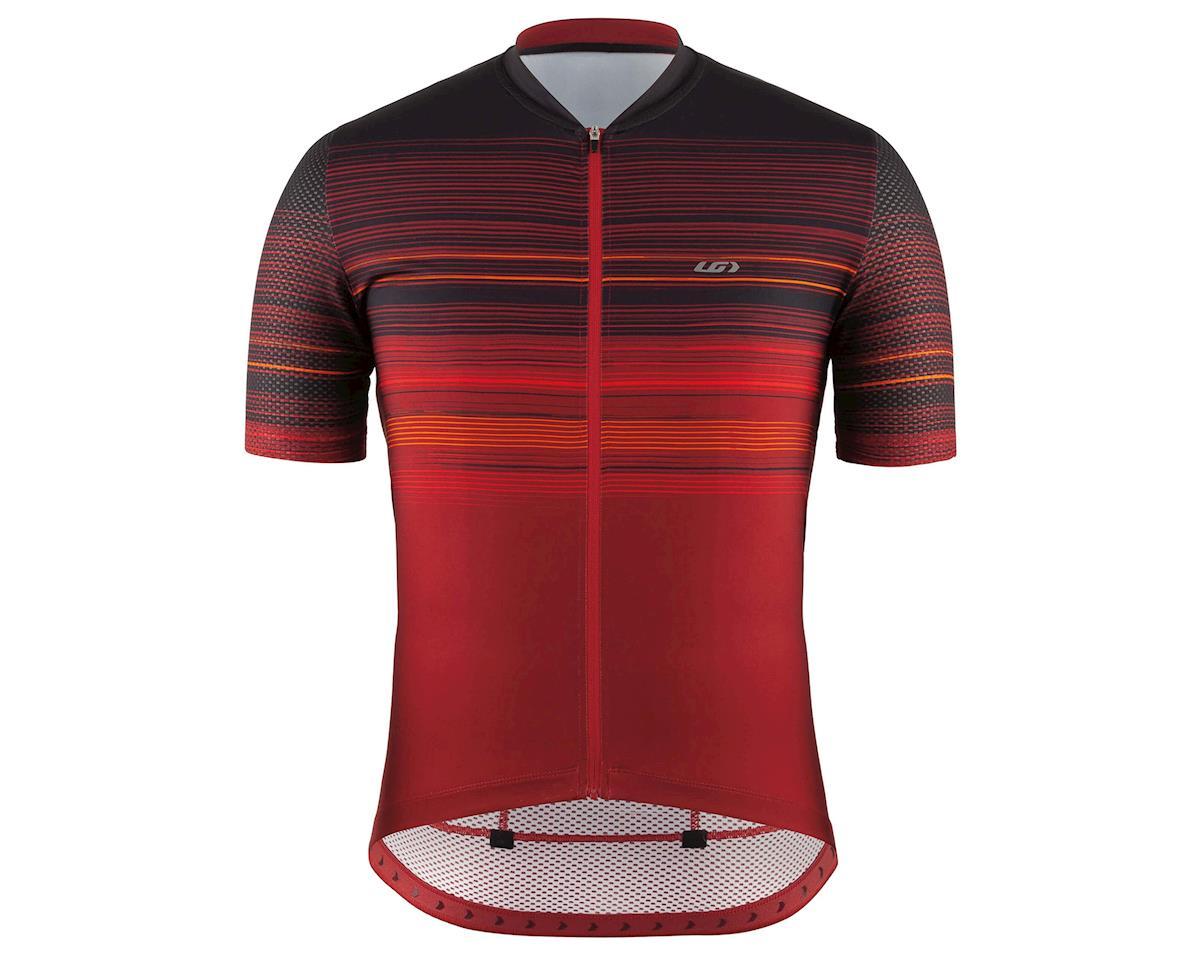 Louis Garneau Art Factory Jersey (Red) (M)