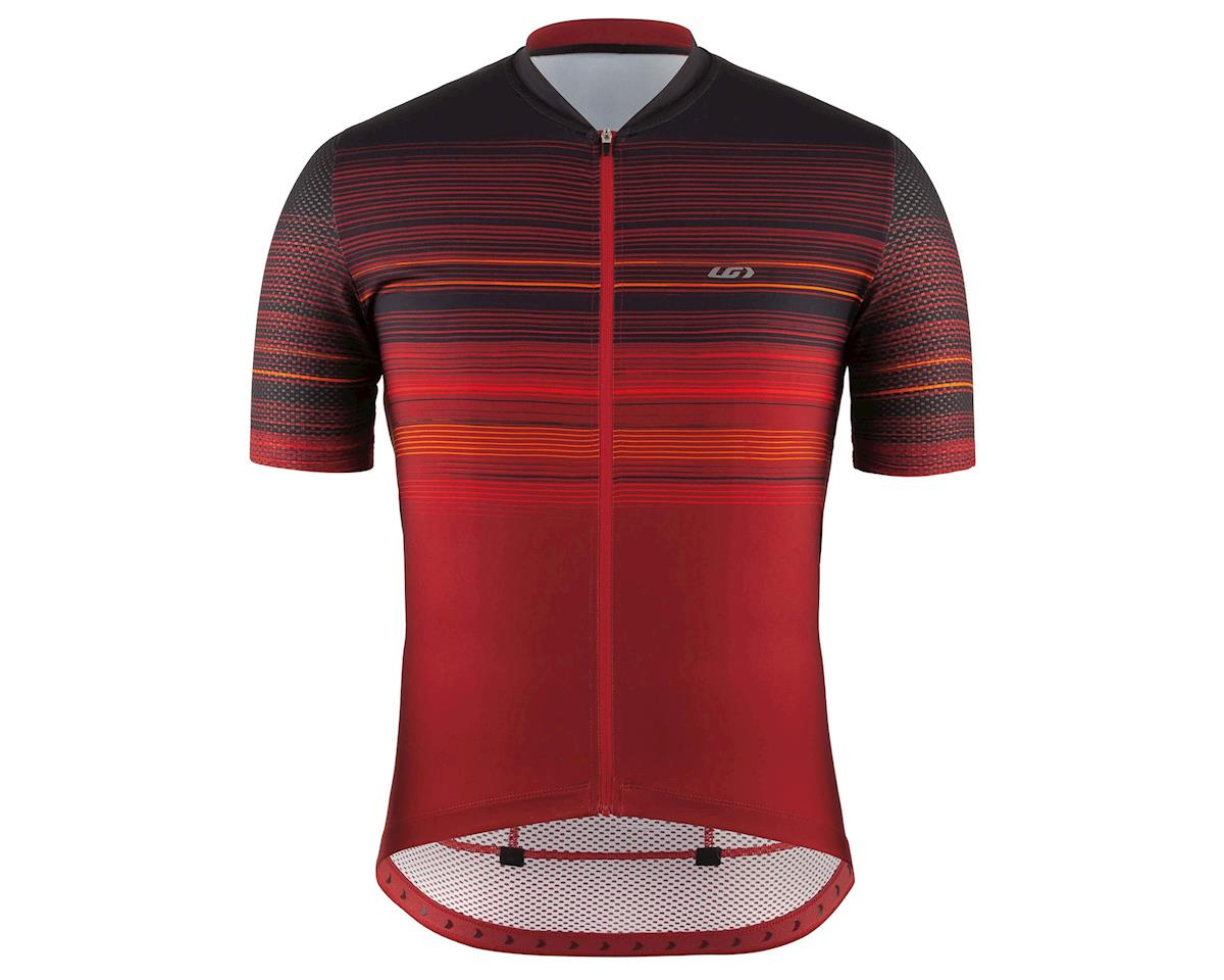 Louis Garneau Art Factory Jersey (Red) (XL)