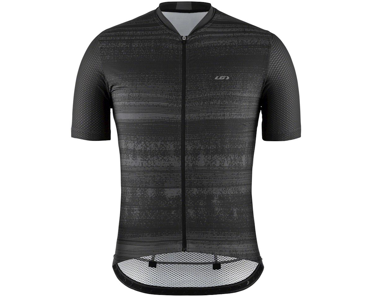 Louis Garneau Art Factory Jersey (Black/Asphalt) (2XL)