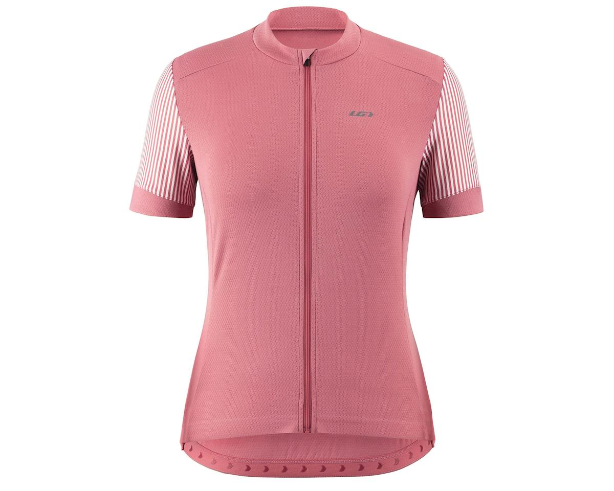 Louis Garneau Women's Breeze Art Jersey (Pink)
