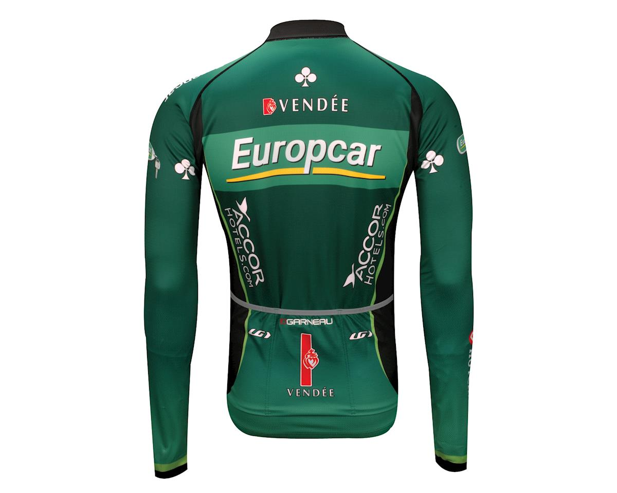 Louis Garneau Team Europcar Long Sleeve Jersey (Green)
