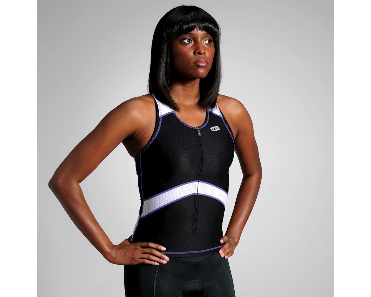 Louis Garneau Women's Pro Tri Tank (Black)