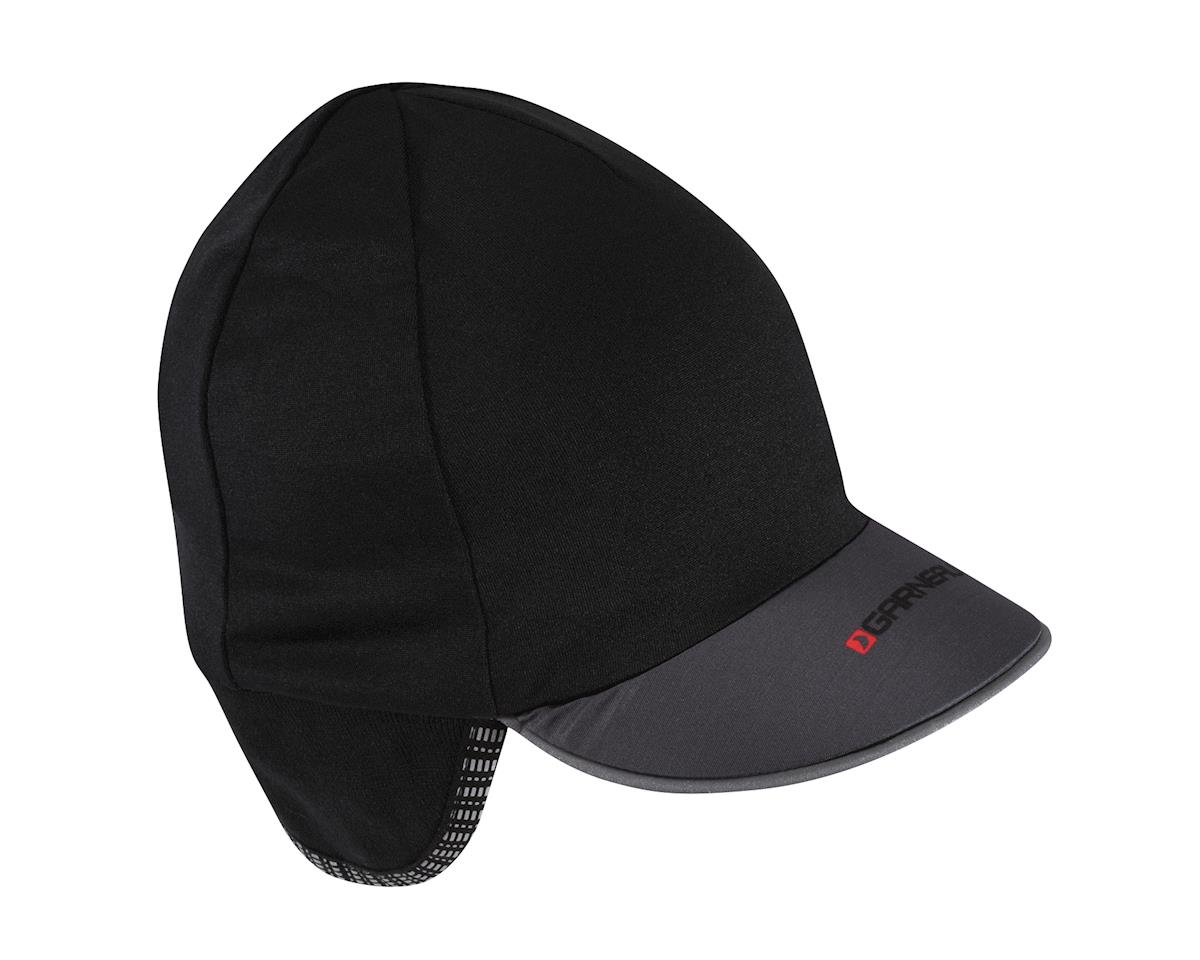 Louis Garneau Winter Cap (Black/Garneau) (Gray)
