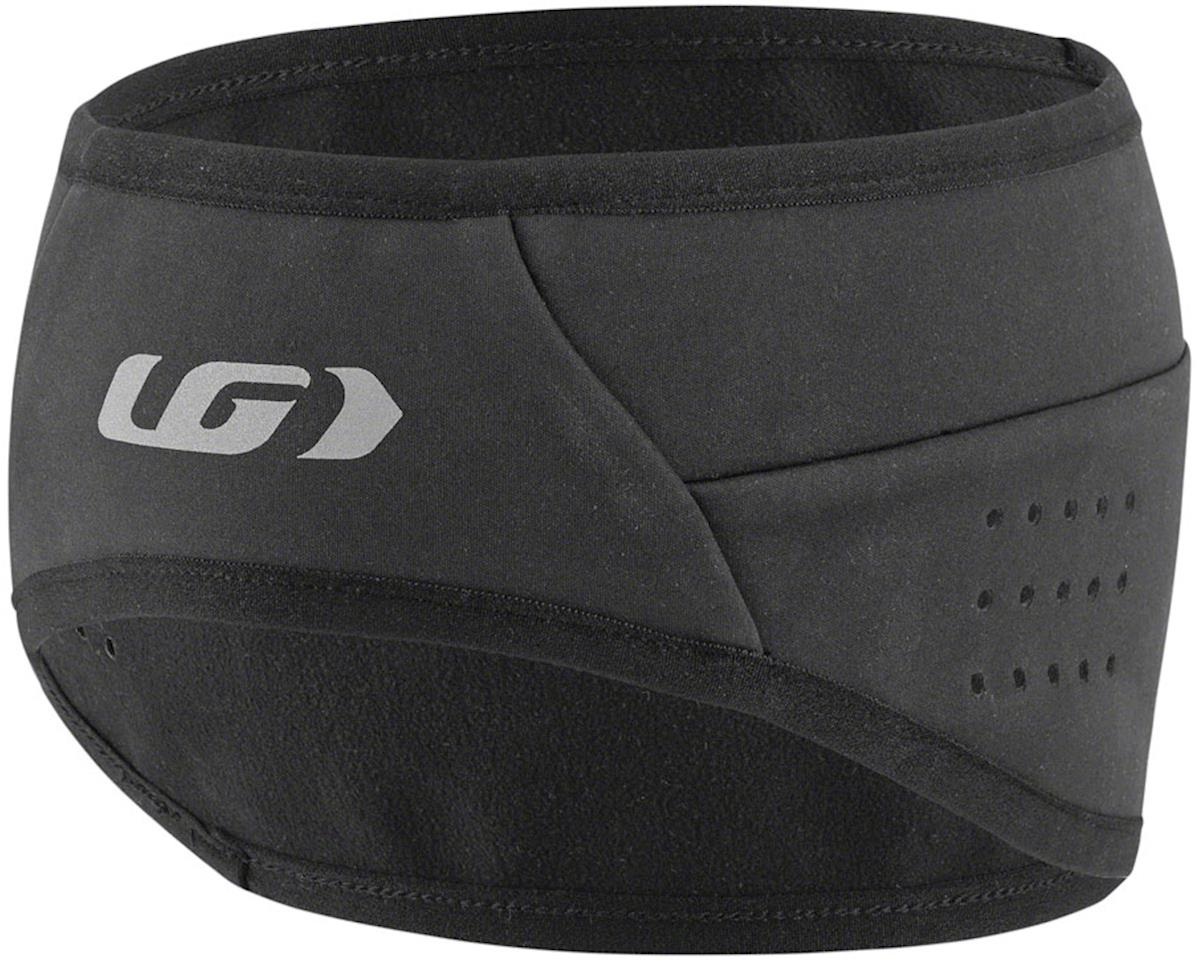 Louis Garneau Wind Headband Black (One Size)