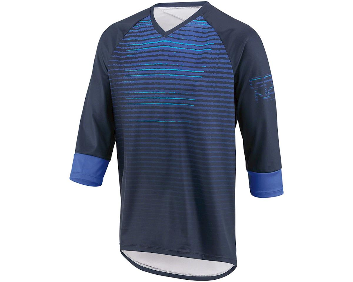 Louis Garneau J-BAR Men's Jersey: Black/Heather Gray 2XL
