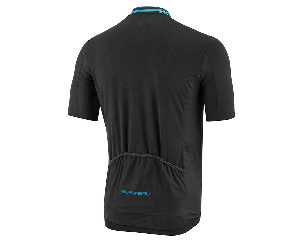 Louis Garneau Prime Engineer Cycling Jersey (Black/Blue/Green) (S)