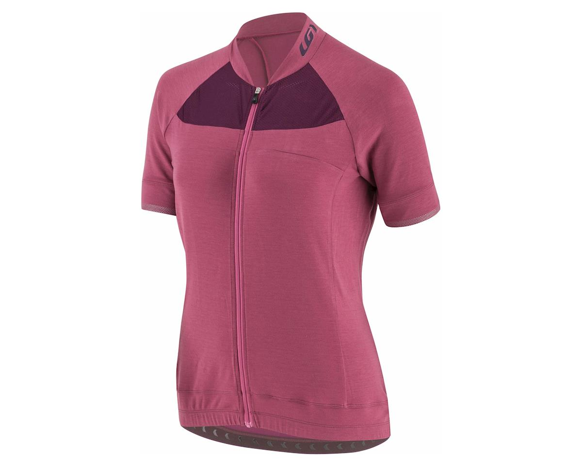 Louis Garneau Women's Beeze 2 Jersey (Gypsy Pink) (XL)