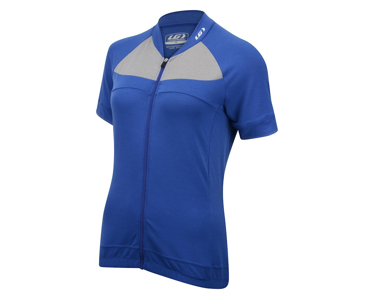 Louis Garneau Women's Beeze 2 Cycling Jersey (Dazzling Blue) (L)