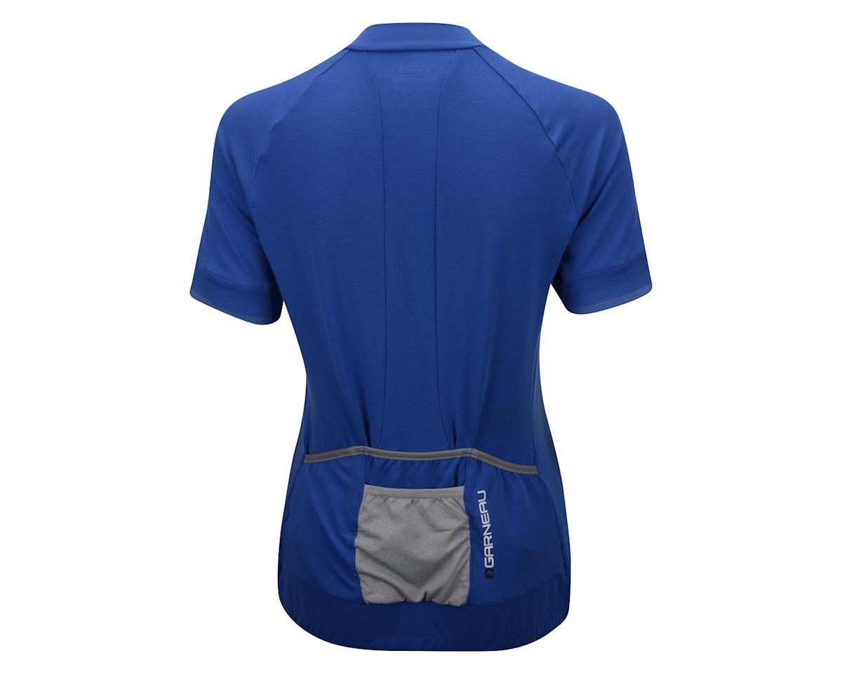 Image 3 for Louis Garneau Women's Beeze 2 Cycling Jersey (Dazzling Blue) (S)