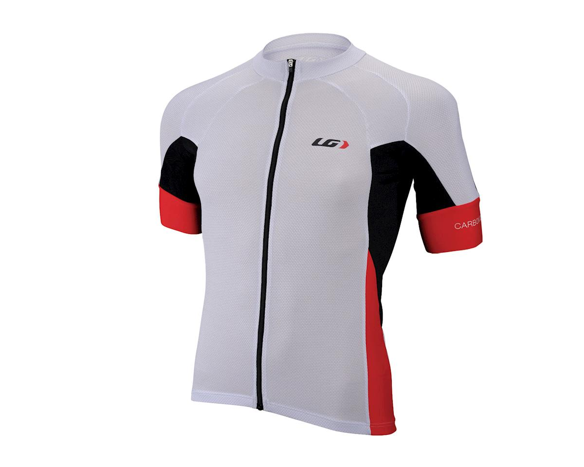 Louis Garneau Carbon Short Sleeve Jersey (Black)