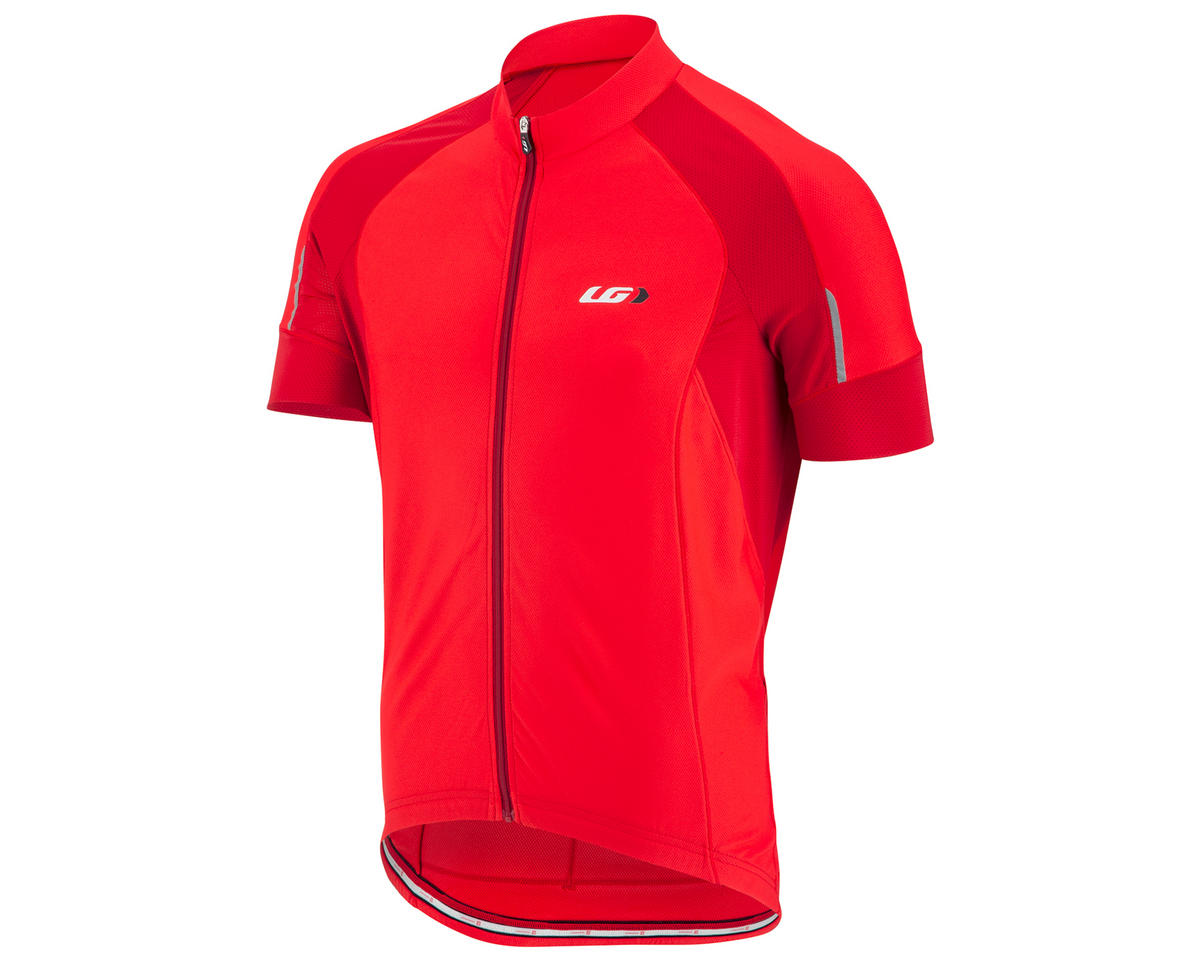 Louis Garneau Lemmon Vent Men's Cycling Jersey (Ginger) (M)