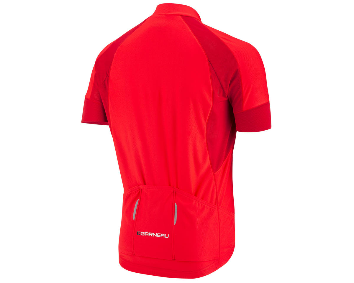 Louis Garneau Lemmon Vent Men's Cycling Jersey (Ginger) (XL)