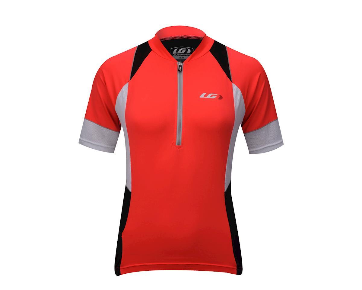 Louis Garneau Women's Skin-X 2 Short Sleeve Jersey (Pink) (Xxlarge)