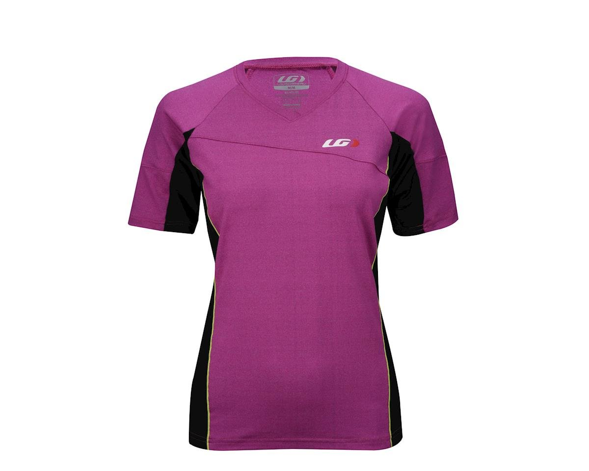 Louis Garneau HTO Icefit Women's Mountain Jersey (Pink) (Xxlarge)