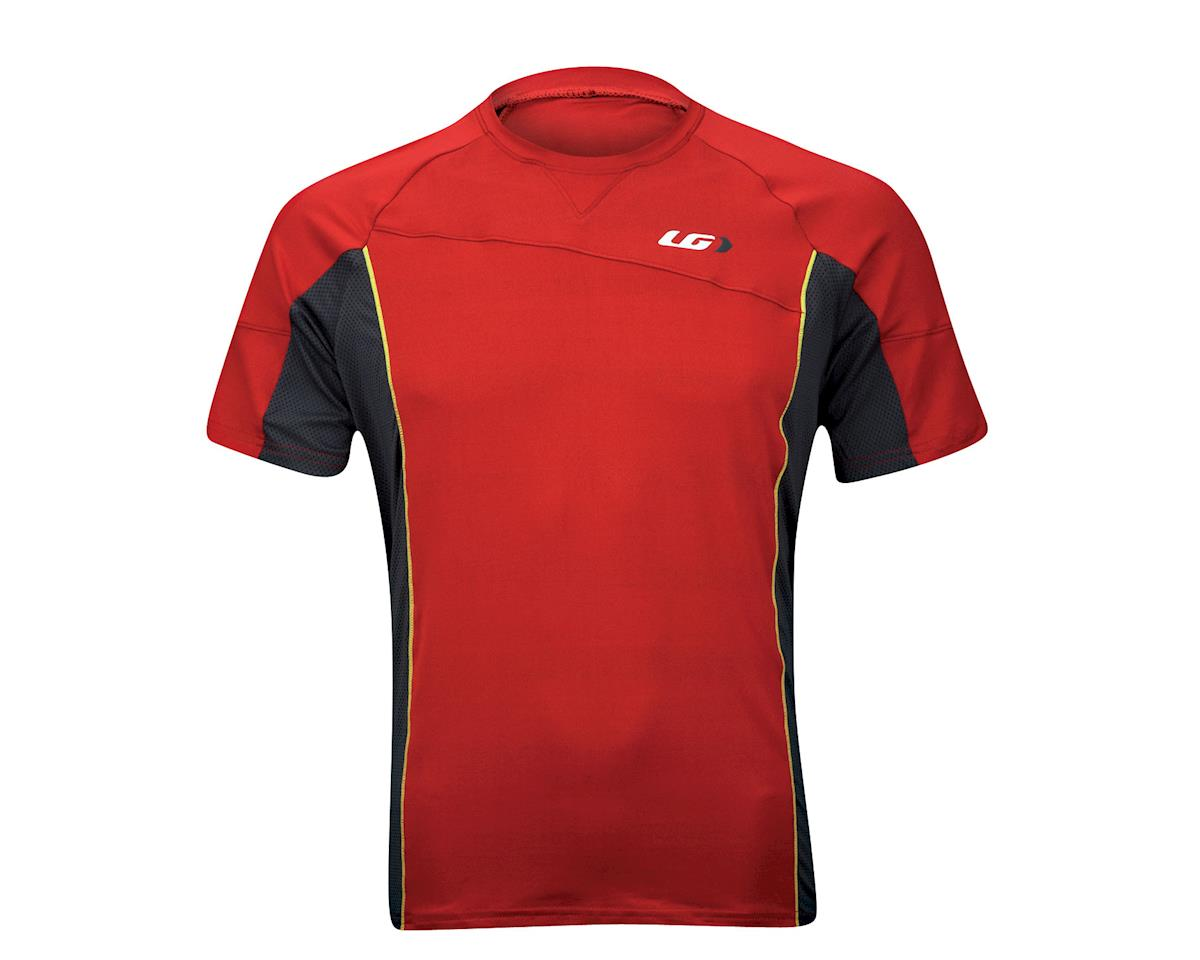 Louis Garneau HTO Icefit Mountain Jersey (Red) (Xxlarge)