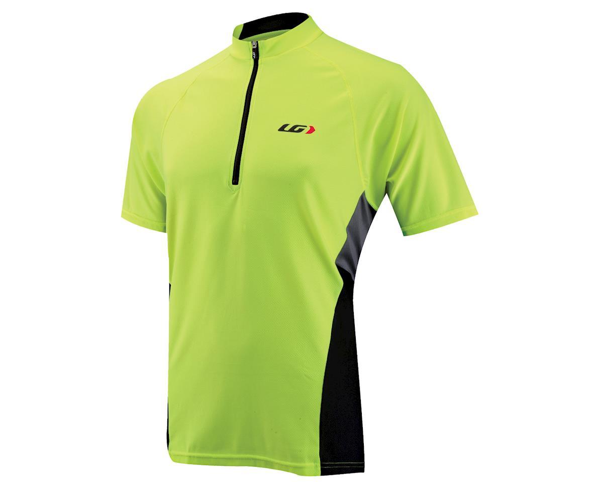 Louis Garneau Grand Tour Cycling Jersey (Hi-Vis Yellow) (Xxlarge)