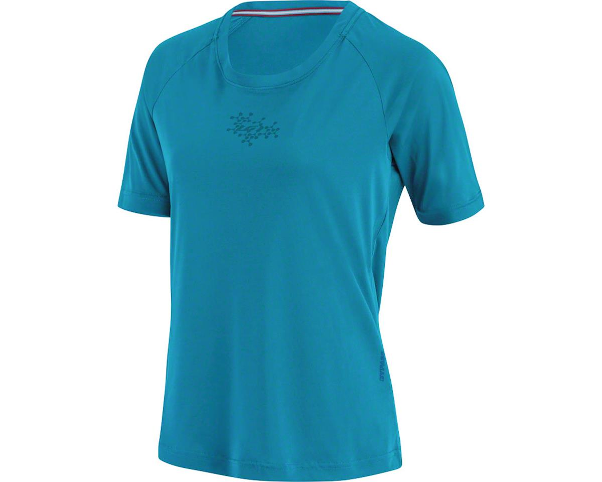 Louis Garneau Women's Bypass MTB Tee (Sapphire Blue) (M)