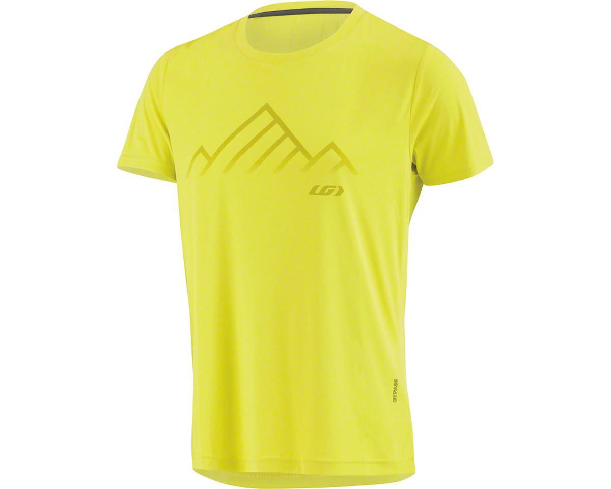 Louis Garneau Bypass MTB Tee (Yellow) (M)