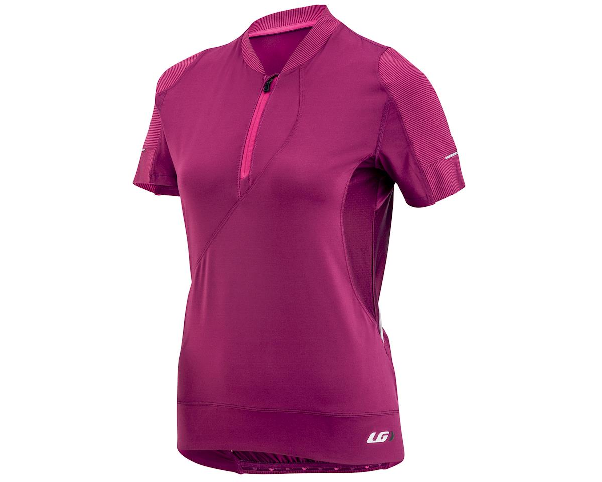 Louis Garneau Women's Gloria Cycling Jersey (Magenta Purple) (M)