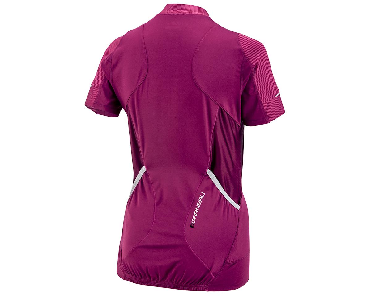Louis Garneau Women's Gloria Cycling Jersey (Magenta Purple)