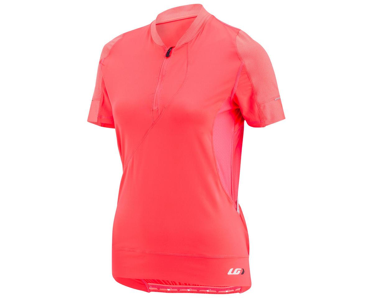 Louis Garneau Women's Gloria Cycling Jersey (Diva Pink) (M)