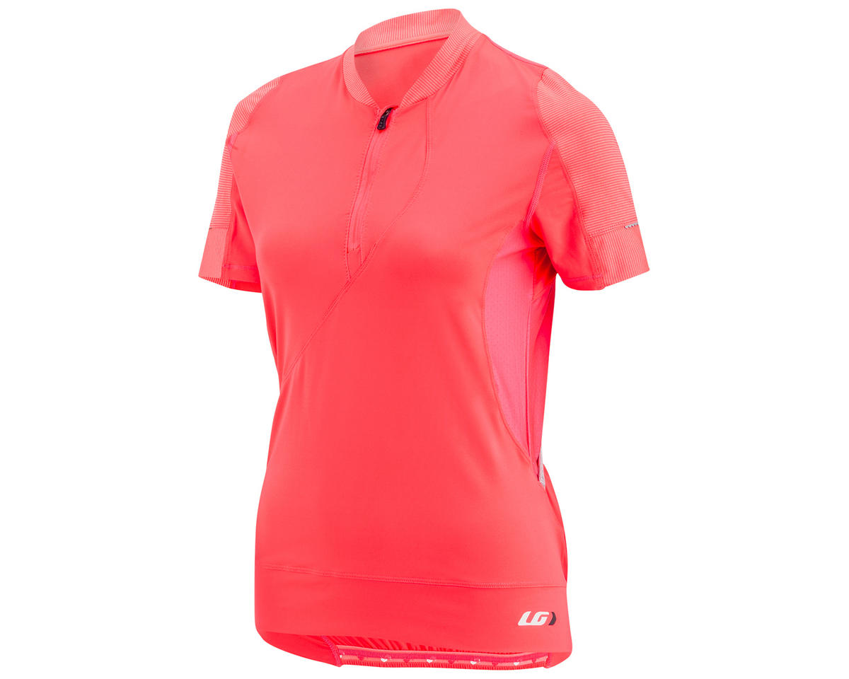 Louis Garneau Women's Gloria Cycling Jersey (Diva Pink) (S)