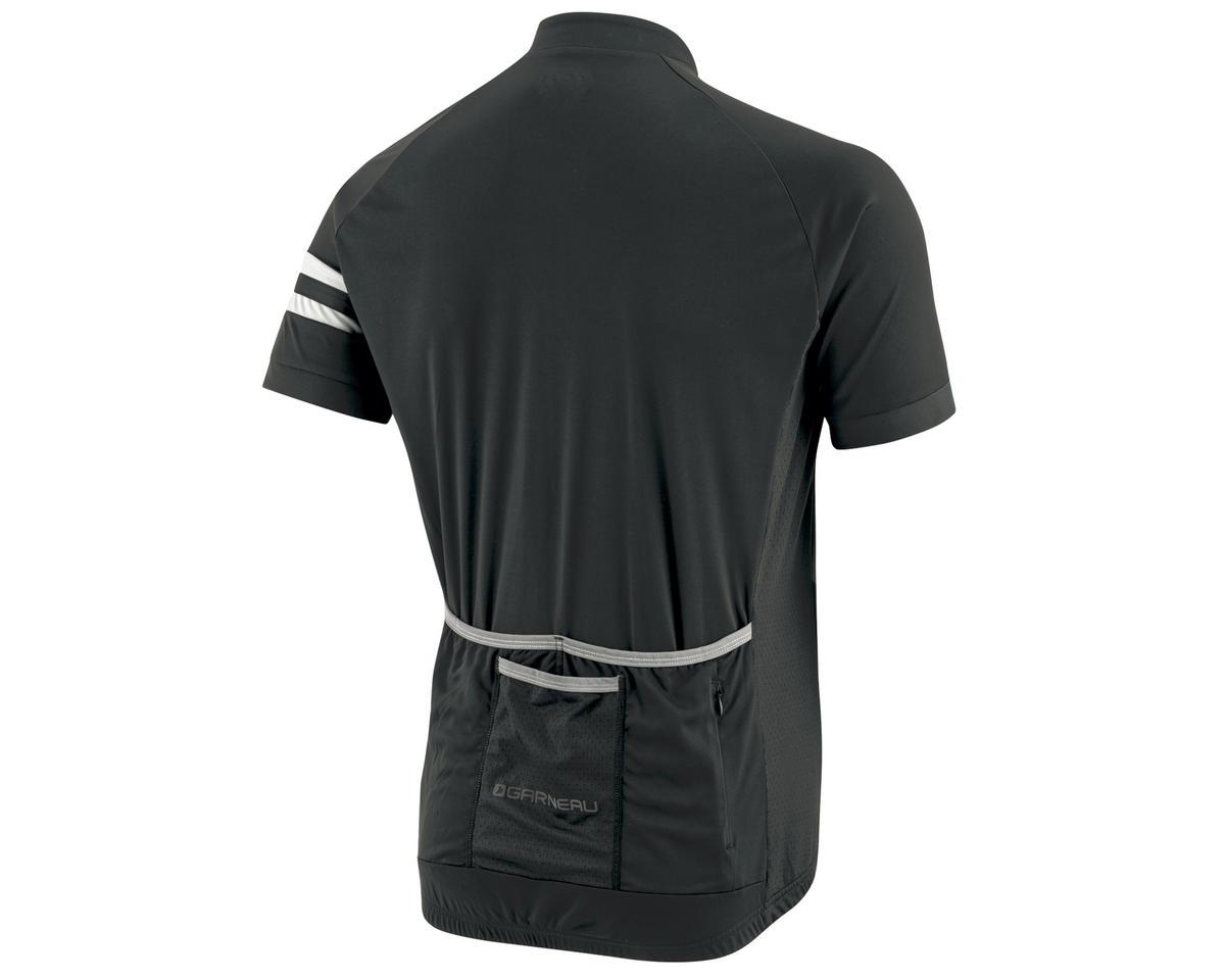 Louis Garneau Evans Classic Jersey (Black/White) (S)