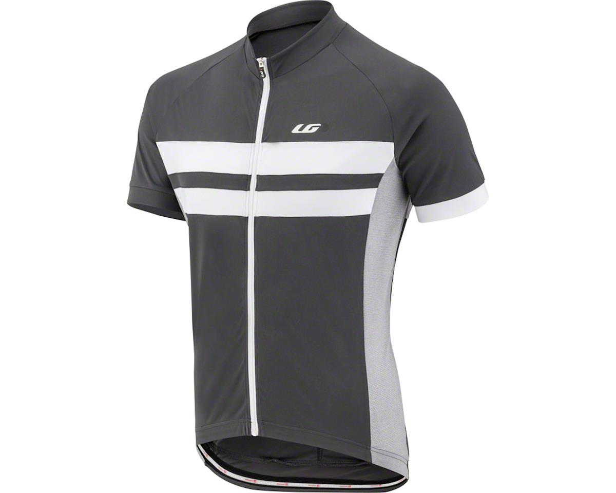 Louis Garneau Evans Classic Men's Jersey (Gray/White)