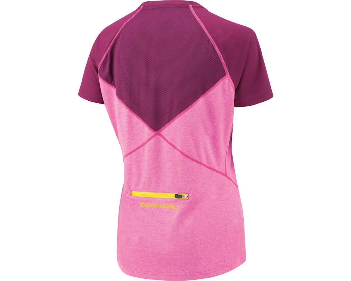 Louis Garneau Women's HTO 2 Jersey (Pink Glow/Magenta Purple) (M)