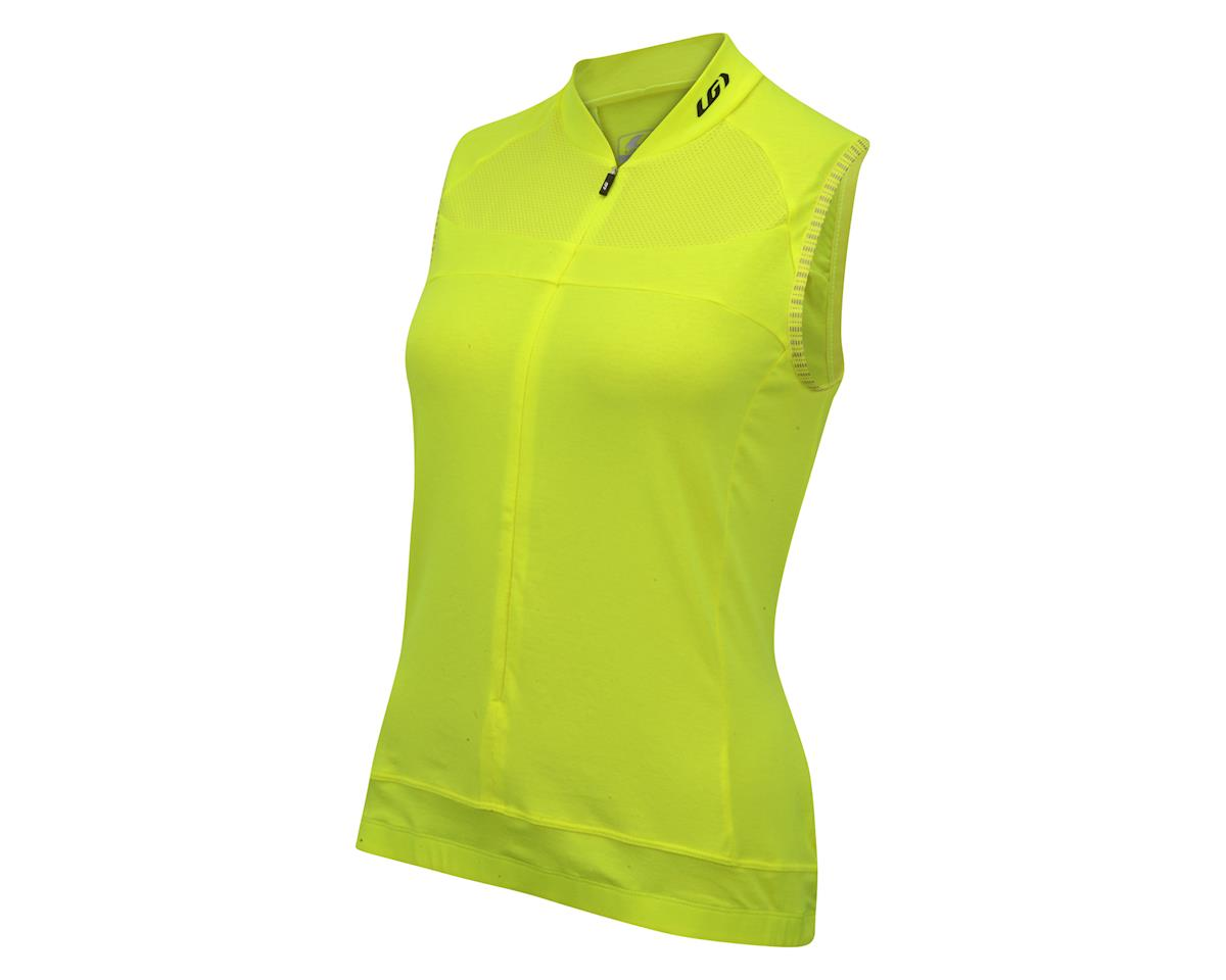 Louis Garneau Women's Beeze 2 Cycling Jersey (Bright Yellow) (M)