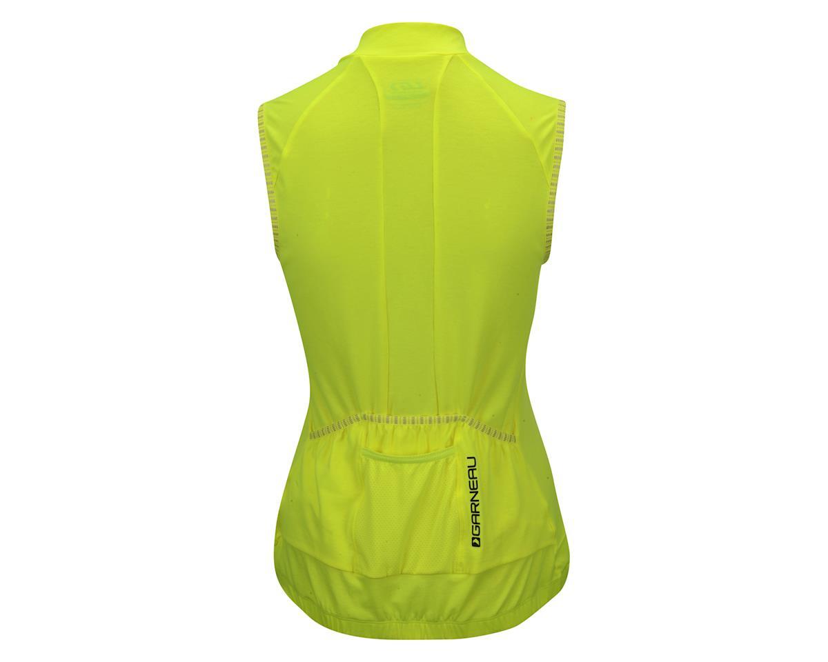 Image 3 for Louis Garneau Women's Beeze 2 Jersey (Bright Yellow) (M)