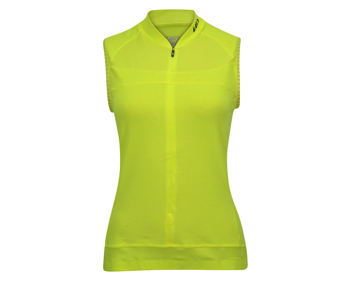 Louis Garneau Women's Beeze 2 Jersey (Bright Yellow) (XL)