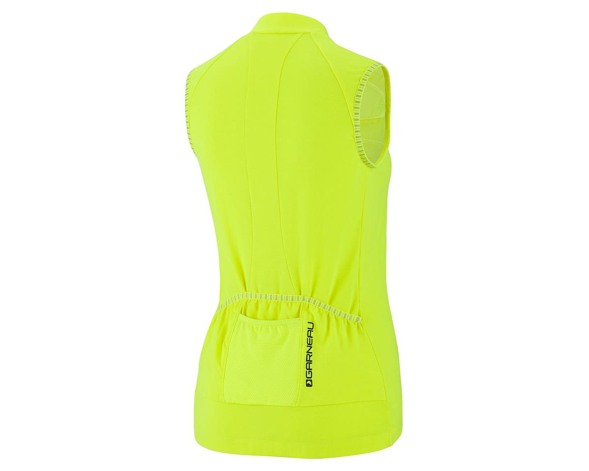 Image 2 for Louis Garneau Women's Beeze 2 Jersey (Bright Yellow) (XS)