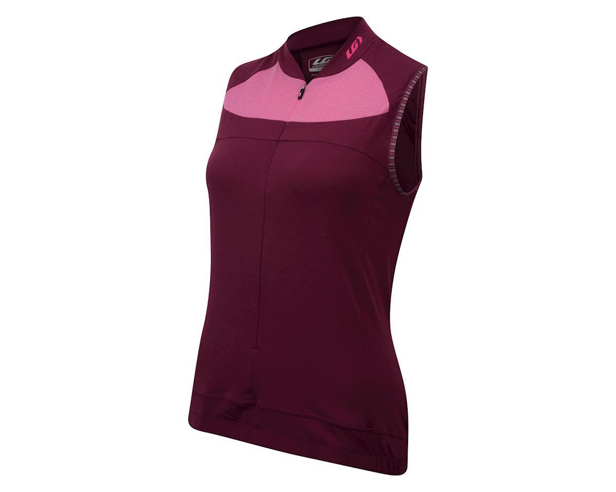 Louis Garneau Women's Beeze 2 Jersey (Magenta/Purple) (L)