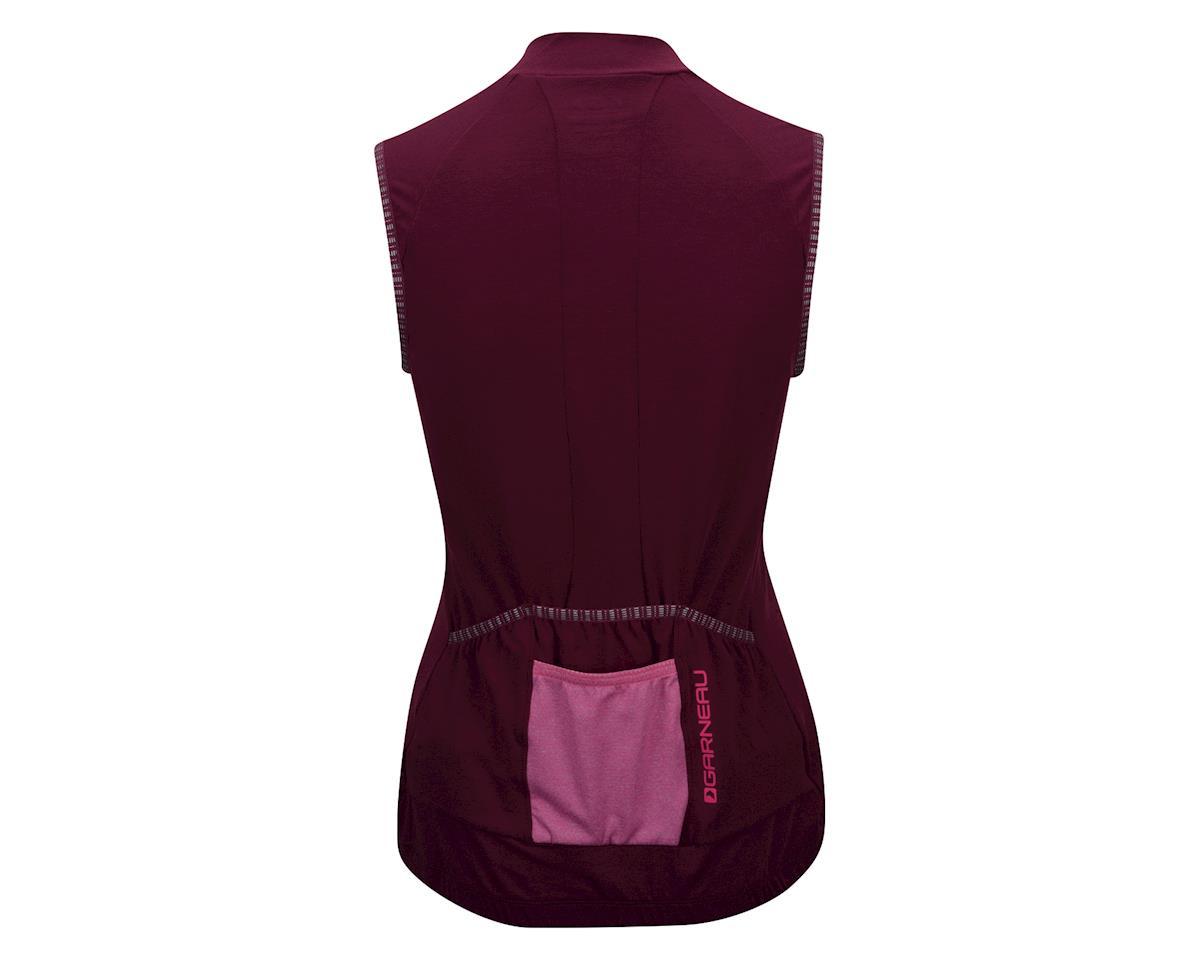 Image 3 for Louis Garneau Women's Beeze 2 Jersey (Magenta/Purple) (M)