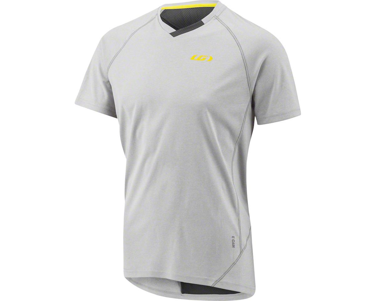 Louis Garneau HTO 2 Jersey (Heather Gray/Asphalt) (S)