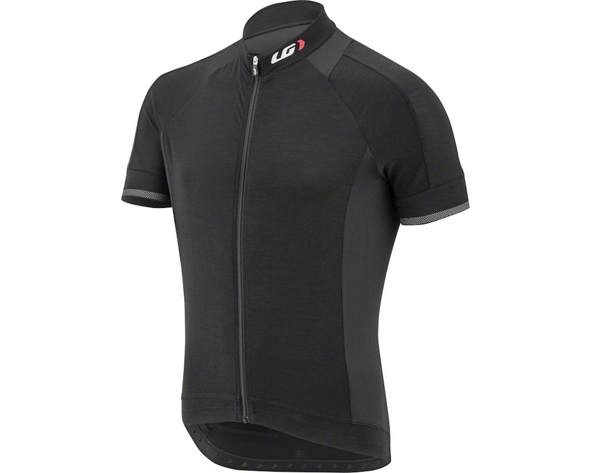 Louis Garneau Lemmon 2 Jersey (Black) (XL)