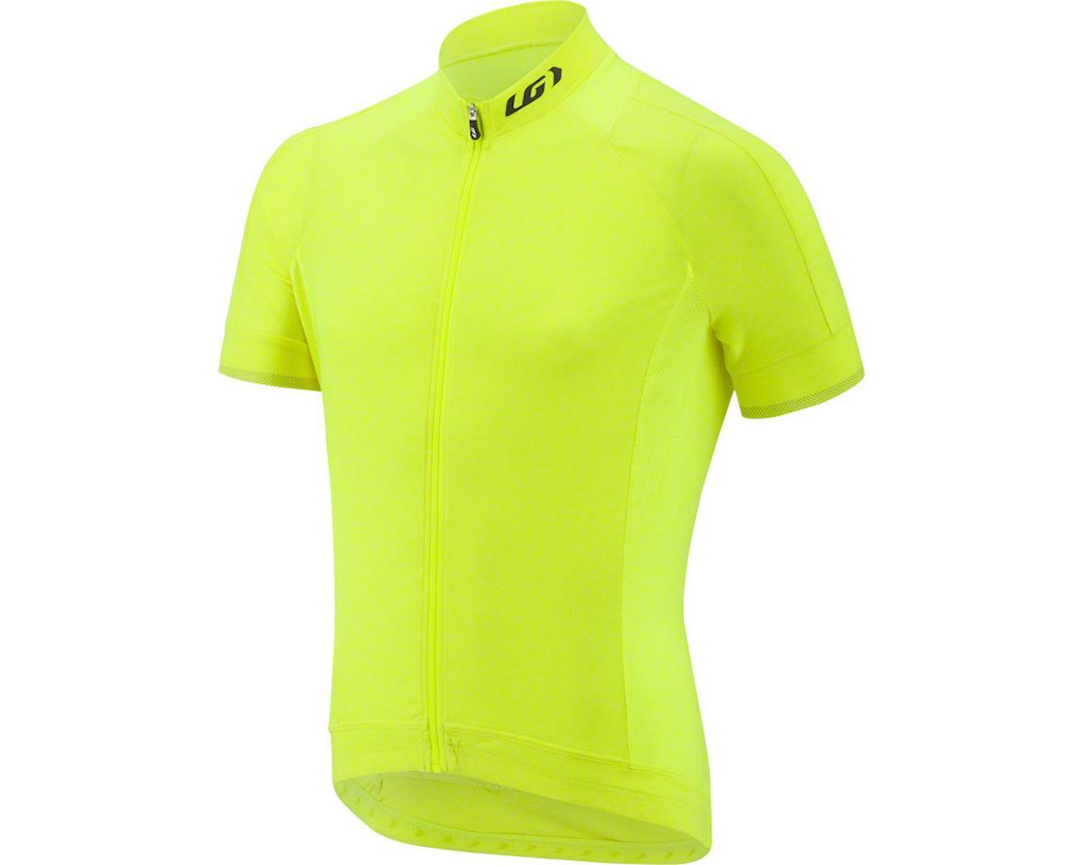 Louis Garneau Lemmon 2 Jersey (Bright Yellow) (L)