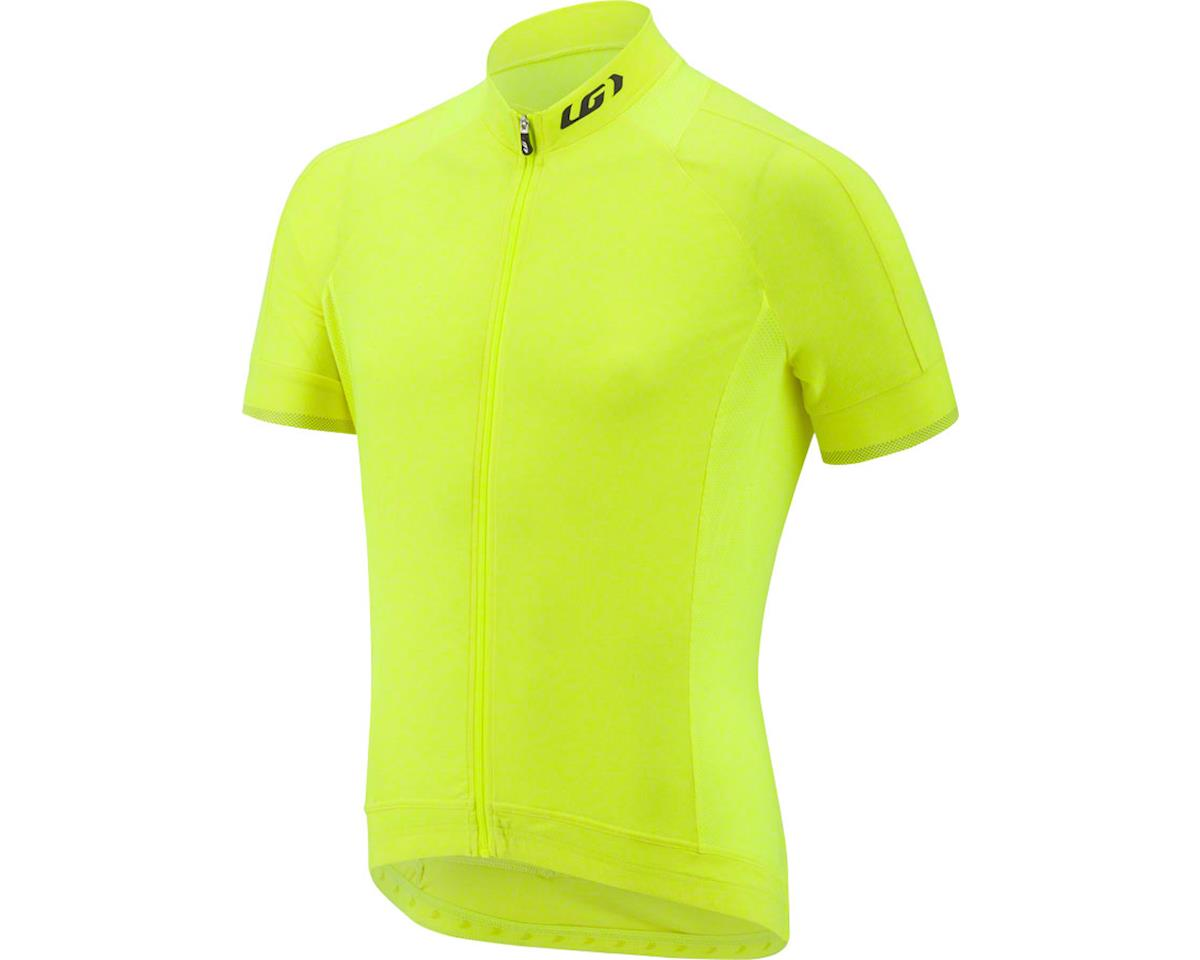 Louis Garneau Lemmon 2 Jersey (Bright Yellow) (S)