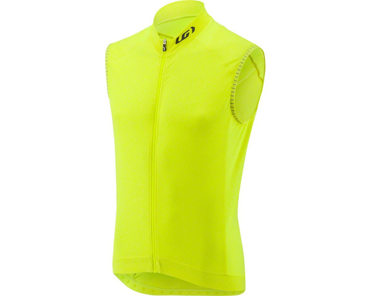 Louis Garneau Connection Sleeveless Jersey (Bright Yellow) (S)