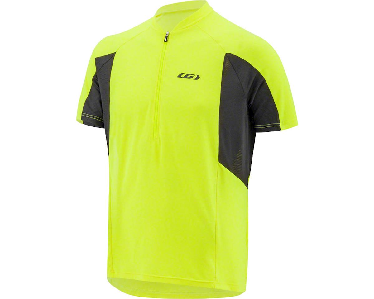 Louis Garneau Connection Jersey (Bright Yellow/Black) (S)