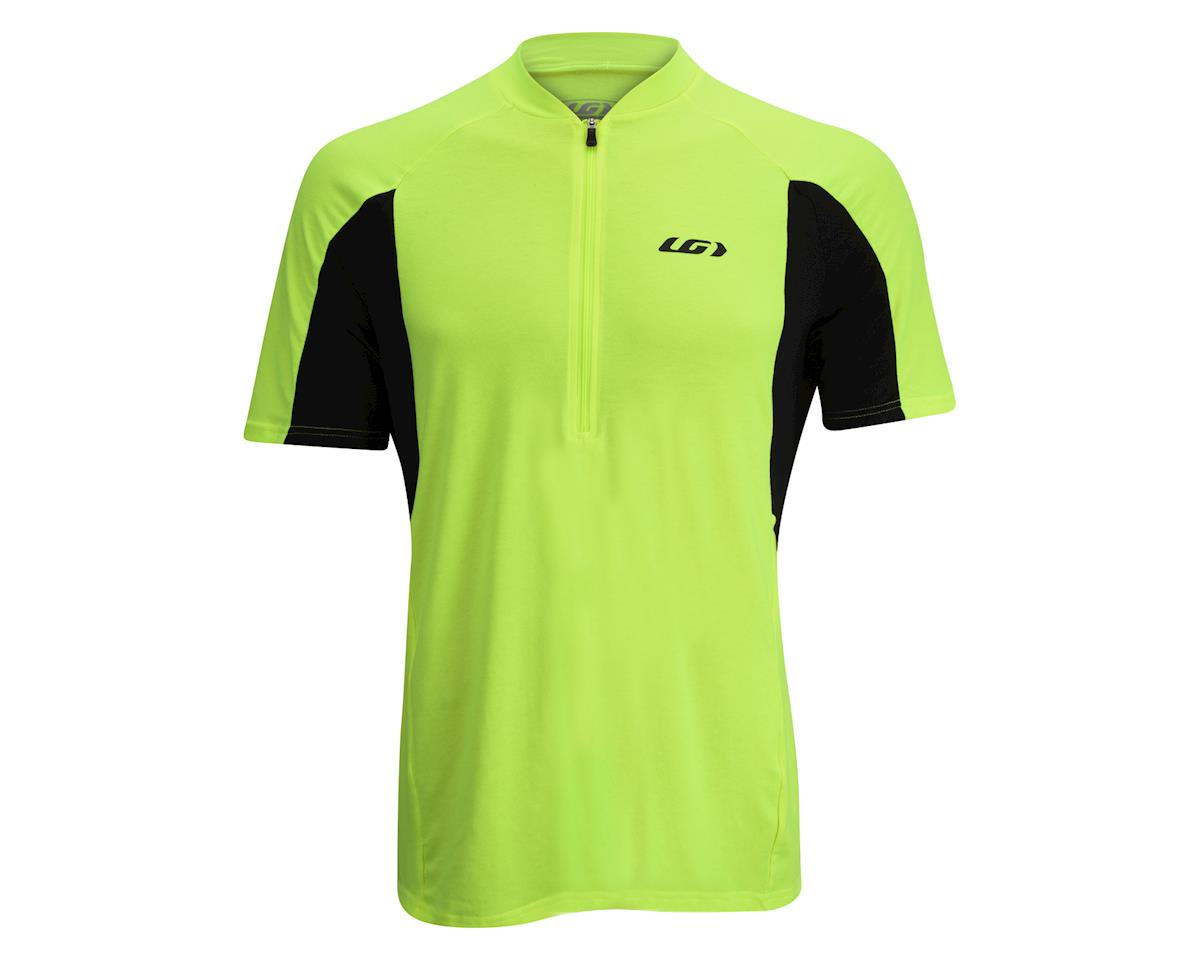 Louis Garneau Connection Jersey (Yellow/Black) (XL)