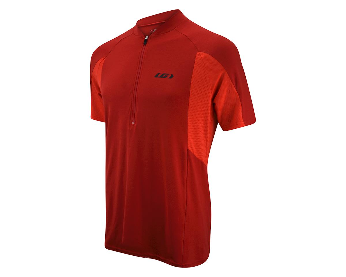 Louis Garneau Connection Jersey (Barbados Cherry/Flame)