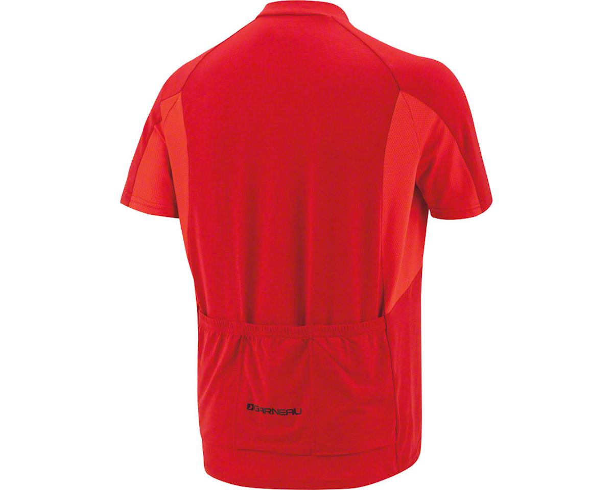 Louis Garneau Connection Jersey (Barbados Cherry/Flame) (S)