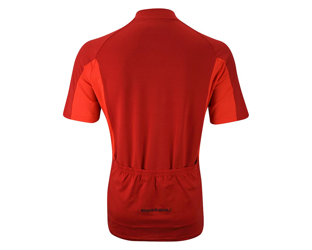 Louis Garneau Connection Jersey (Barbados Cherry/Flame) (XL)
