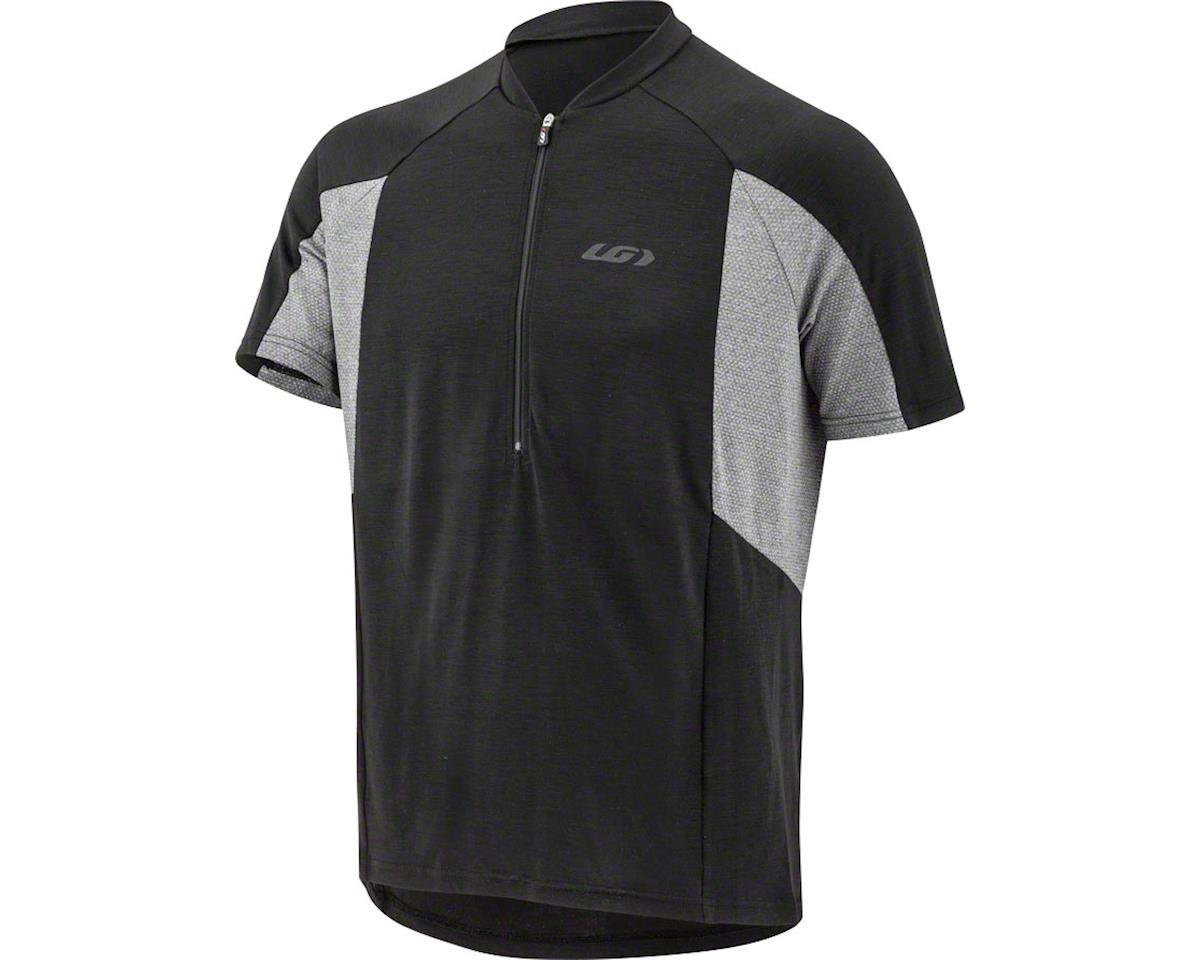 Louis Garneau Connection Jersey (Black/Grey) (L)